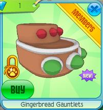 GingerbreadGauntlets