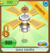 Shop Space-Satellite Orange