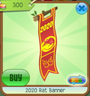 Default rat banner