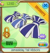 Jamaaliday Tail Ribbons7