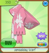 Shop Jamaaliday-Scarf Pink