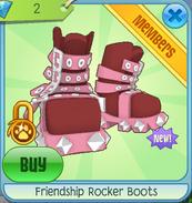 Friendshiprockerboots