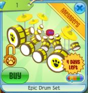 Epic-Drum-Set-Yellow