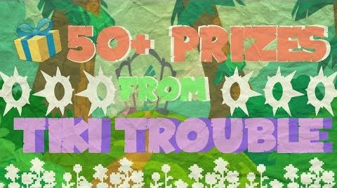 50 Prizes From Tiki Trouble Adventure In Animal Jam! - Spikes, Nerds & More Frondee