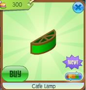 Cafe lamp 2