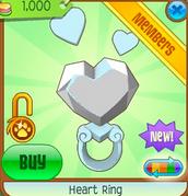 HeartRing8