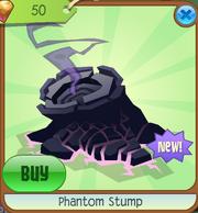 Phantom-Stump Shop