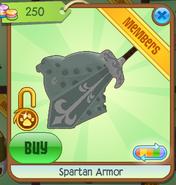 Shop Spartan-Armor Green