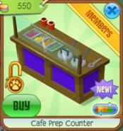 Cafe Prep Counter - Purple (8)