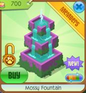Mossy Fountain8