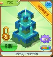 Mossy Fountain5