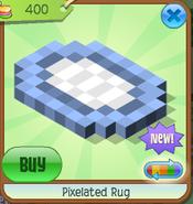 Pixelated rug 1