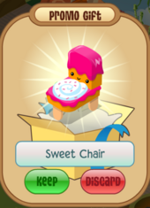 Sweet Chair