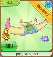 Springvikinghat