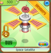 Shop Space-Satellite Red