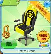 Gamerchairyellow