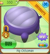 Shop Pig-Ottoman Purple