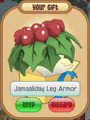 Jamlegarmor