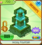 Mossy Fountain3