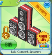 Epic-Concert-Speakers-Red