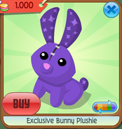 Exclusive bunny plushie 6