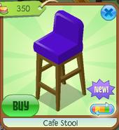 Cafe stool 6