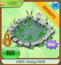 Giantmossypond