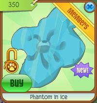 Phantom-in-ice