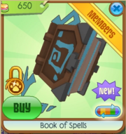 Blue Book of Spells