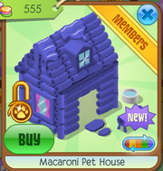 Macaroni pet house6
