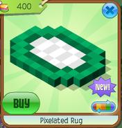 Pixelated rug 2