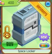 Spacelocker