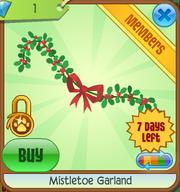 Mistletoeger
