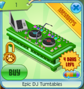 Epic-DJ-Turntables-Green