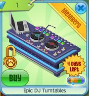 Epic-DJ-Turntables-Blue
