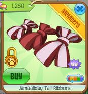 Jamaaliday Tail Ribbons1