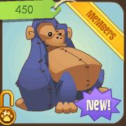 Museum-Den-Shop Giant-Monkey-Plushie