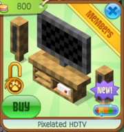 PixelatedHDTV Brown(1)