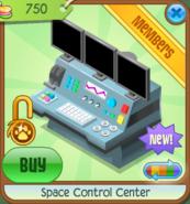 Shop Space-Control-Center Black