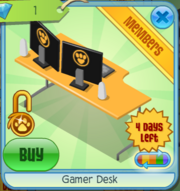 Gamerdeskorange