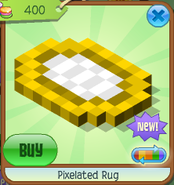 Pixelated rug 3