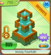 Mossy Fountain6