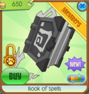 White Book of Spells