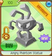 Angry-Phantom-Statue Shop