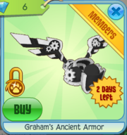 Graham's Ancient Armor