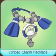 StripedCharmNeck