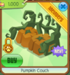 Pumpkin Couch