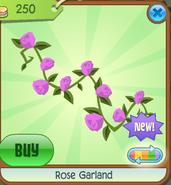 Shop Rose-Garland Pink