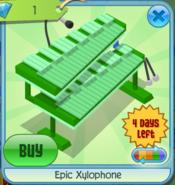 Epic-Xylophone-Green