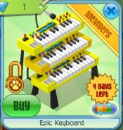 Epic-Keyboard-Yellow